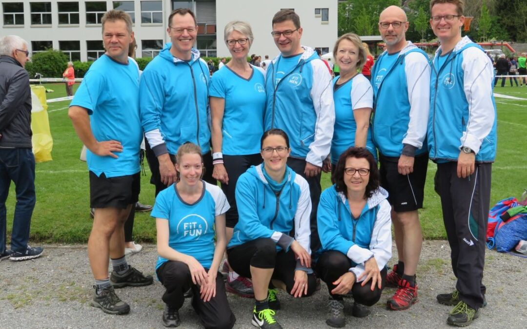 Fit&Fun-Tag in Herisau