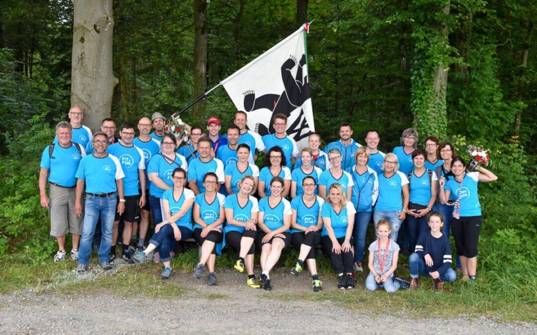Gemeinsam am ETF2019 in Aarau