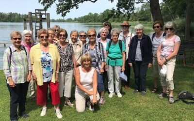 Seniorinnen am Hüttwilersee