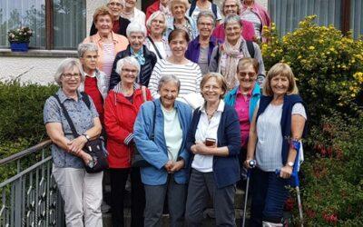 Seniorinnen Ausflug am 2. September 2020